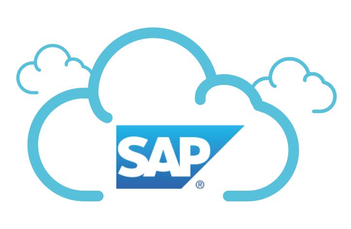 SAP cloud icon