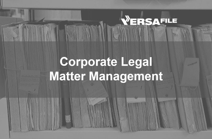 Why won't Corporate Legal use our investment in ECM?