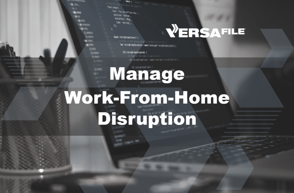 Work-From-Home Disruption