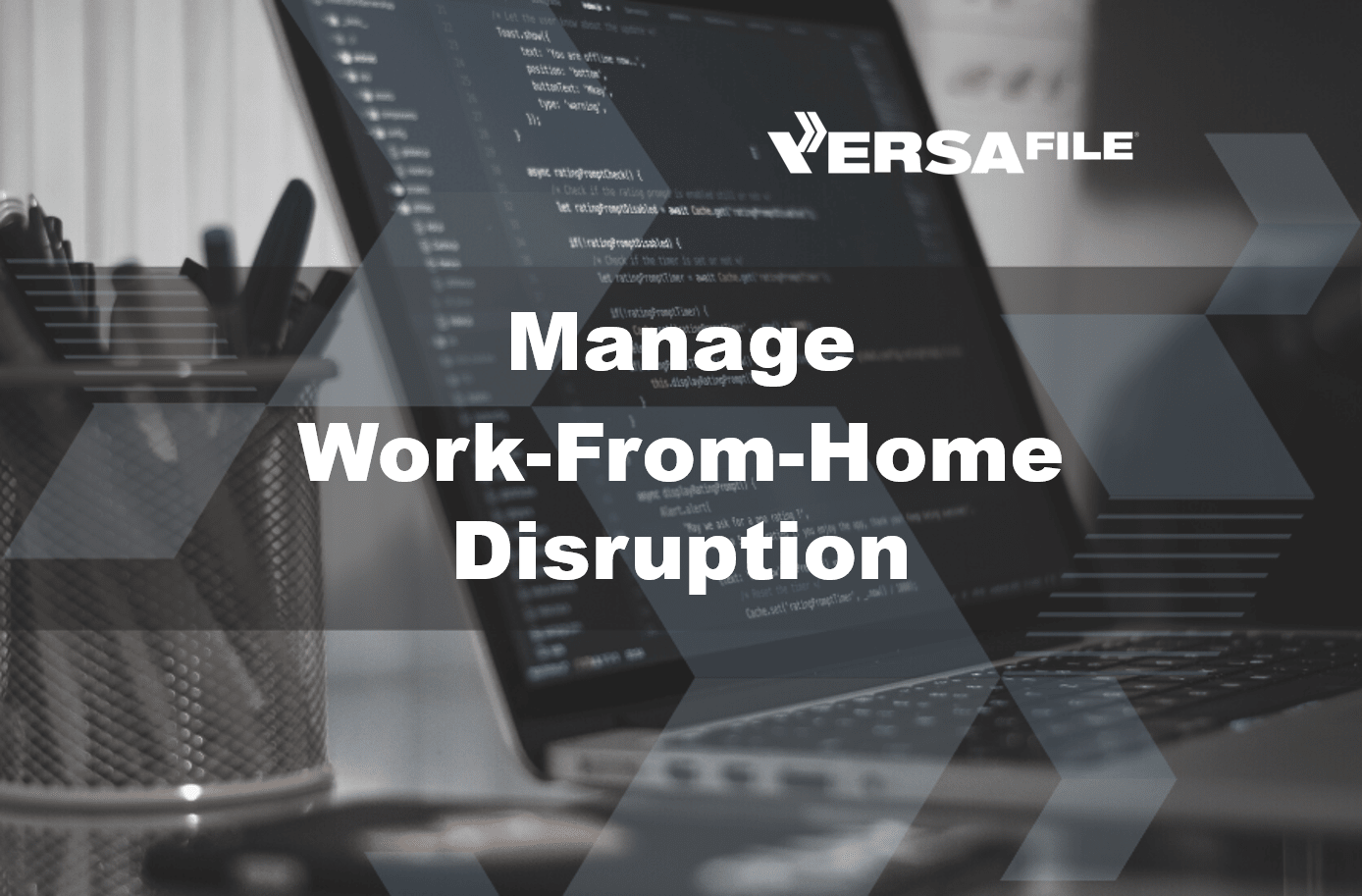 Five  Risks of COVID-19 Work-From-Home Disruption