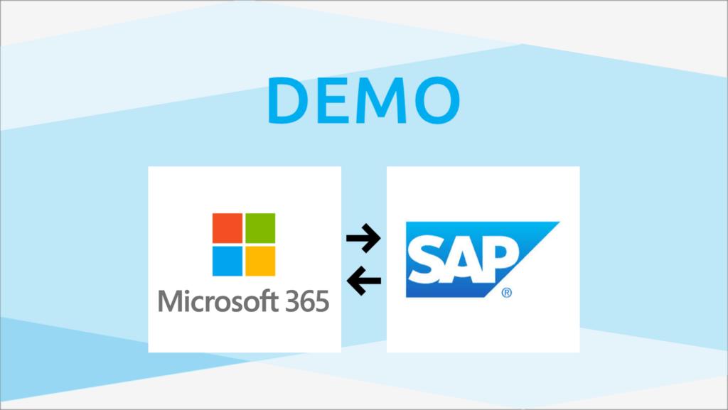 Microsoft365 SAP Integration