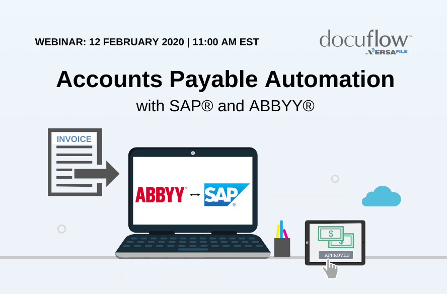 AP Automation with SAP and ABBYY