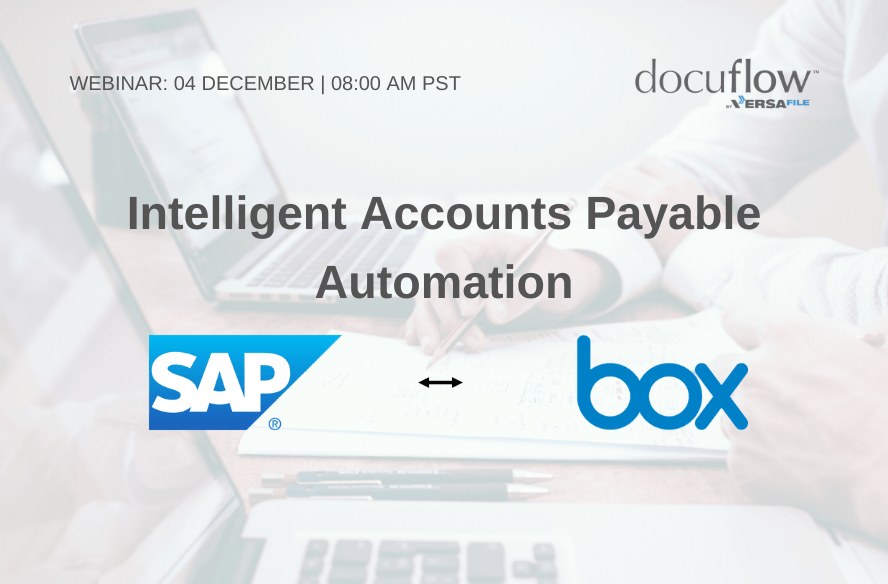 AP Automation with SAP and Box
