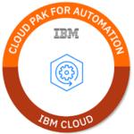 IBM CP4A Badge