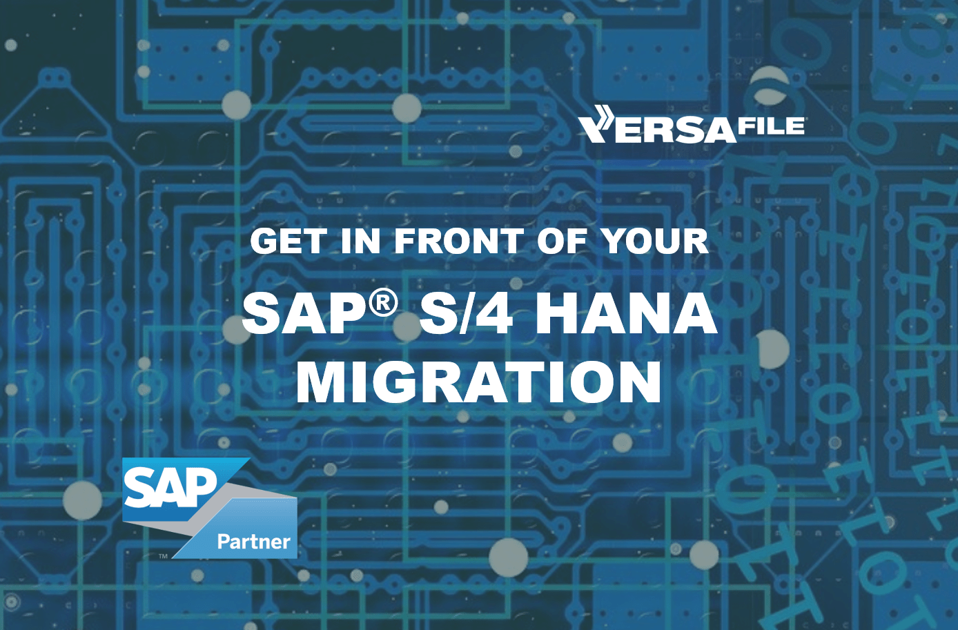 Get in Front of Your SAP S/4HANA Migration