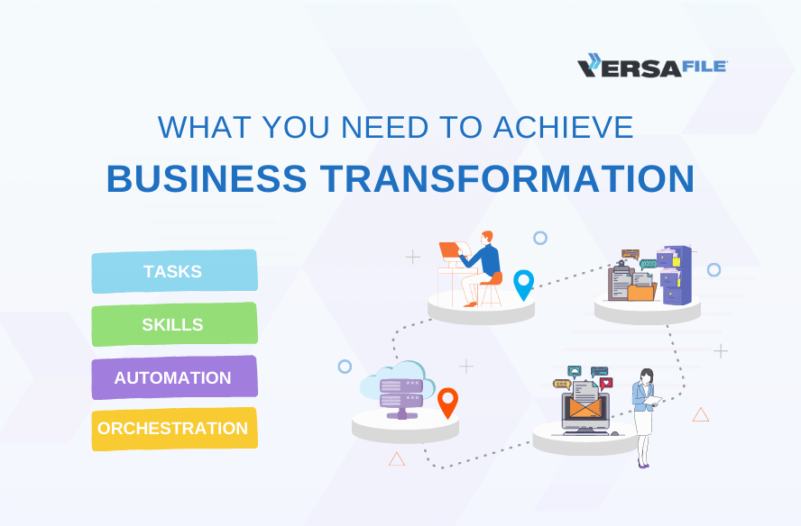 Process Automation vs. Business Orchestration: Which do you need?