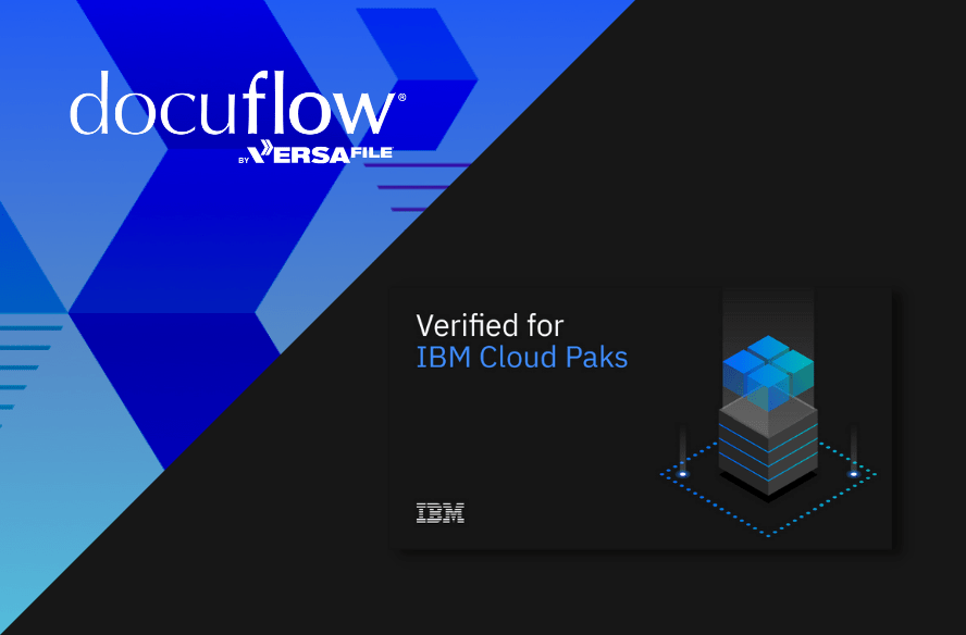 docuflow for SAP is now Verified for IBM Cloud Paks